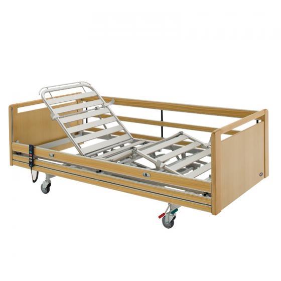 höj och sänkbar säng 120 cm