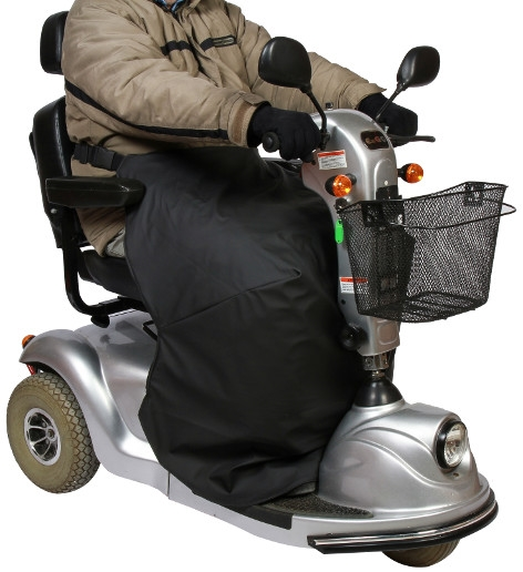 Thermoöverdrag scooter